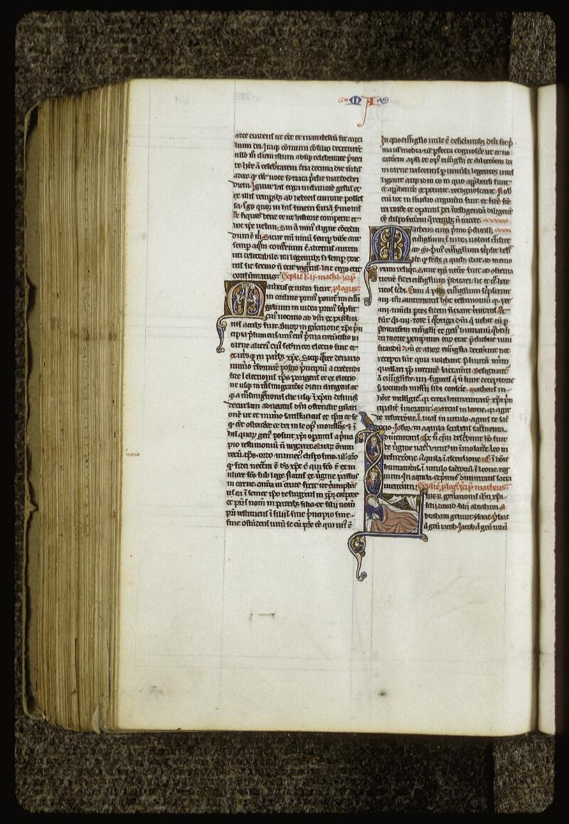 Lyon, Bibl. mun., ms. 0409, f. 450v - vue 1