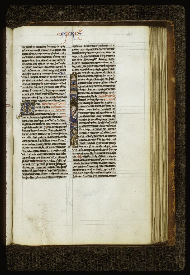 Lyon, Bibl. mun., ms. 0409, f. 464 - vue 1