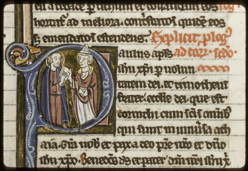 Lyon, Bibl. mun., ms. 0409, f. 508 - vue 2