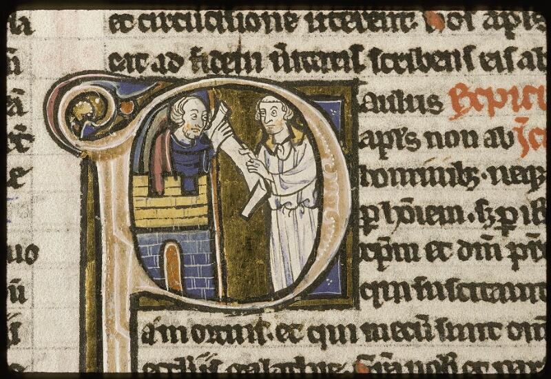 Lyon, Bibl. mun., ms. 0409, f. 511v - vue 2