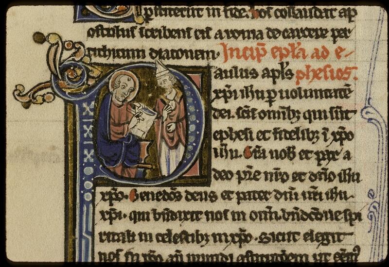 Lyon, Bibl. mun., ms. 0409, f. 513v - vue 2