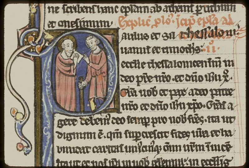 Lyon, Bibl. mun., ms. 0409, f. 519 - vue 2