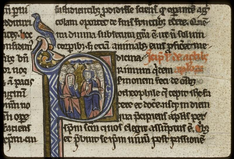 Lyon, Bibl. mun., ms. 0409, f. 527 - vue 2