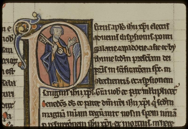 Lyon, Bibl. mun., ms. 0409, f. 543 - vue 2