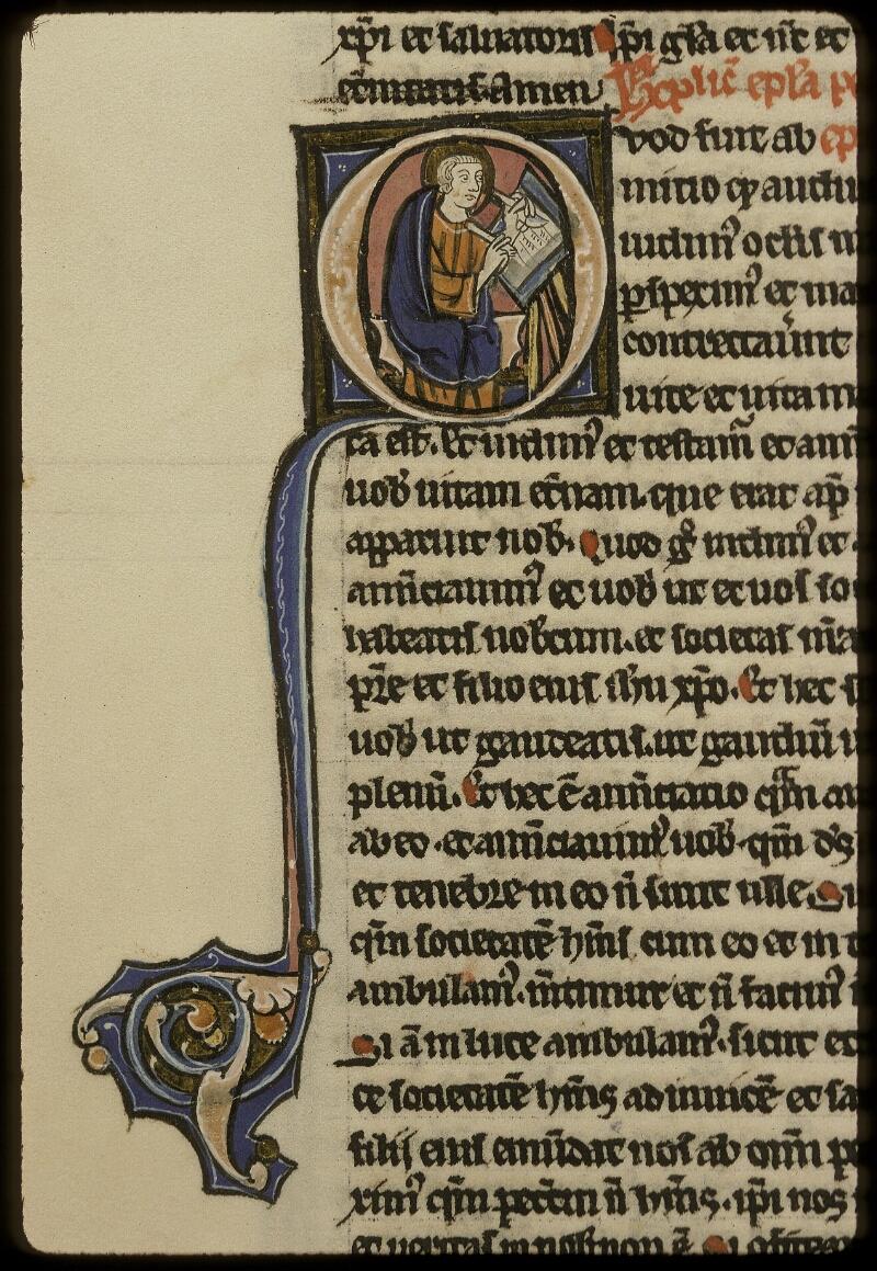 Lyon, Bibl. mun., ms. 0409, f. 545v - vue 1