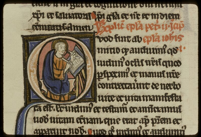 Lyon, Bibl. mun., ms. 0409, f. 545v - vue 2