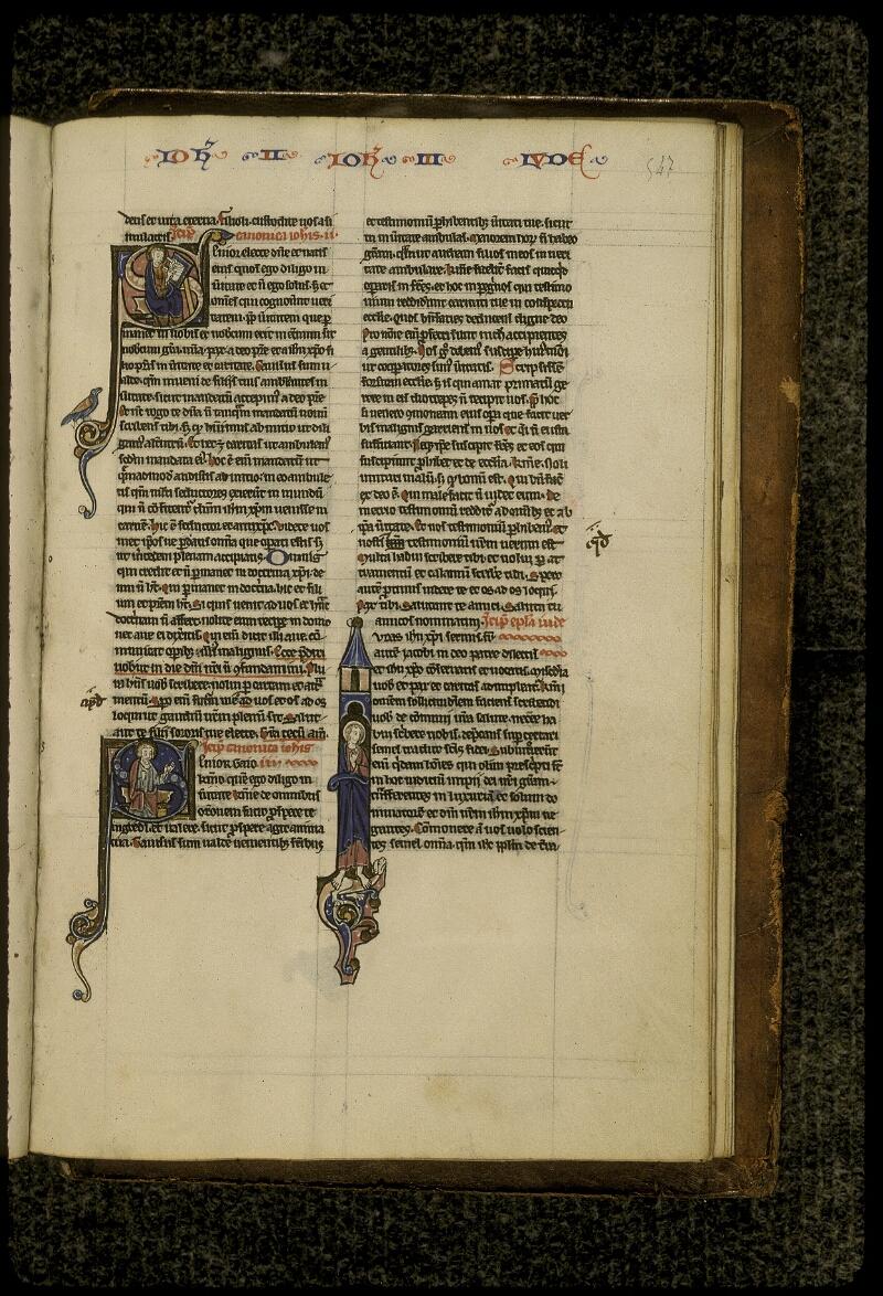 Lyon, Bibl. mun., ms. 0409, f. 547 - vue 1