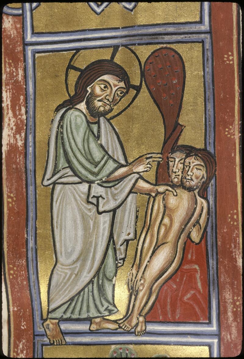 Lyon, Bibl. mun., ms. 0410, f. 002 - vue 2
