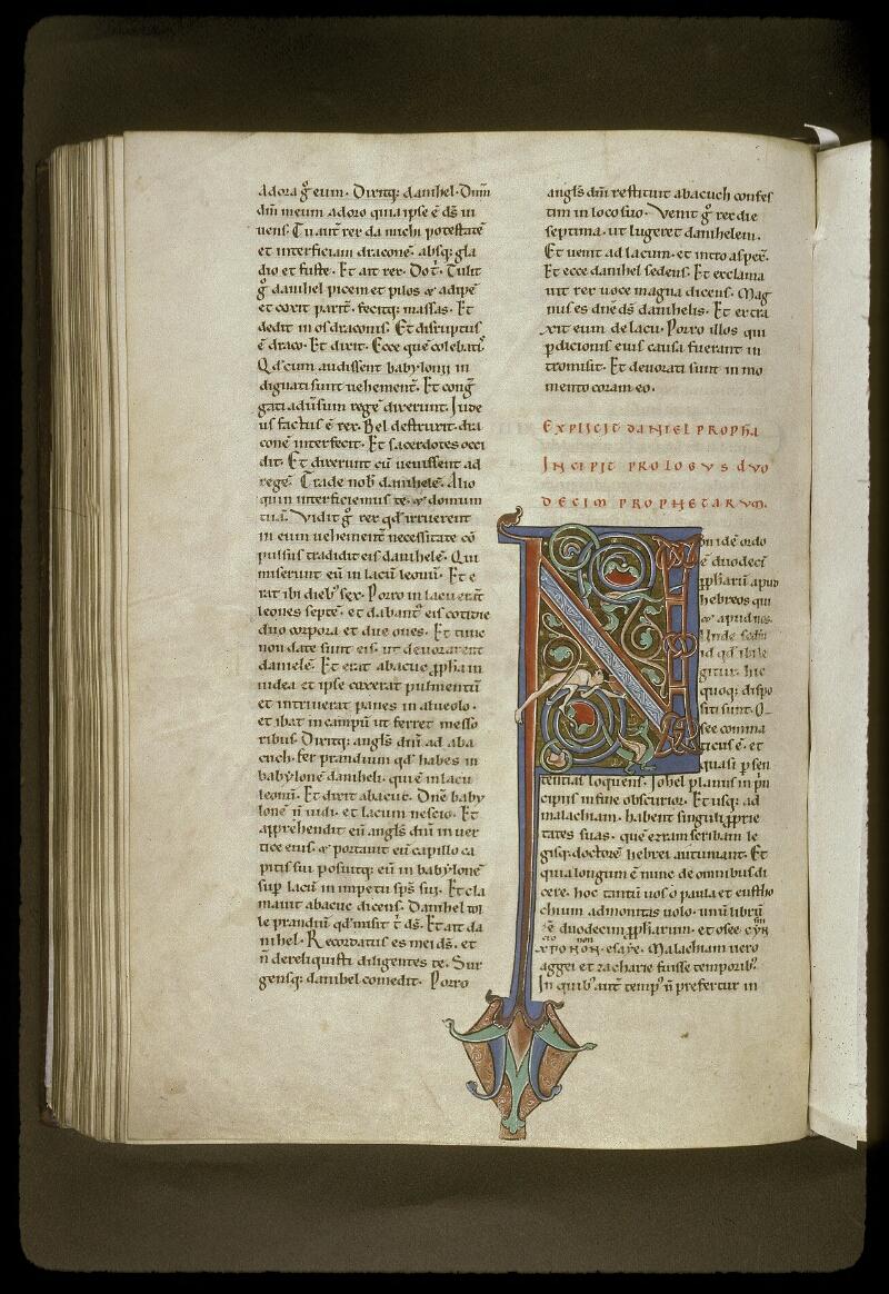 Lyon, Bibl. mun., ms. 0411, f. 155v - vue 1