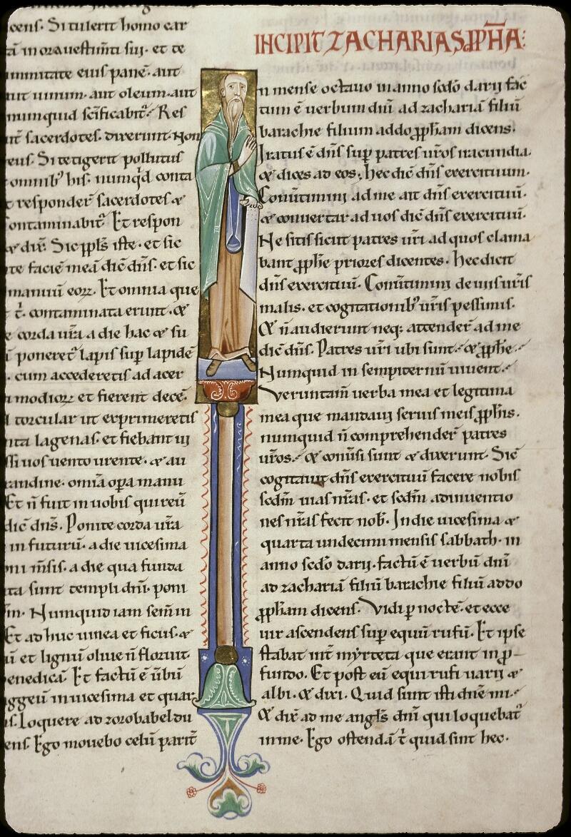 Lyon, Bibl. mun., ms. 0411, f. 174 - vue 1