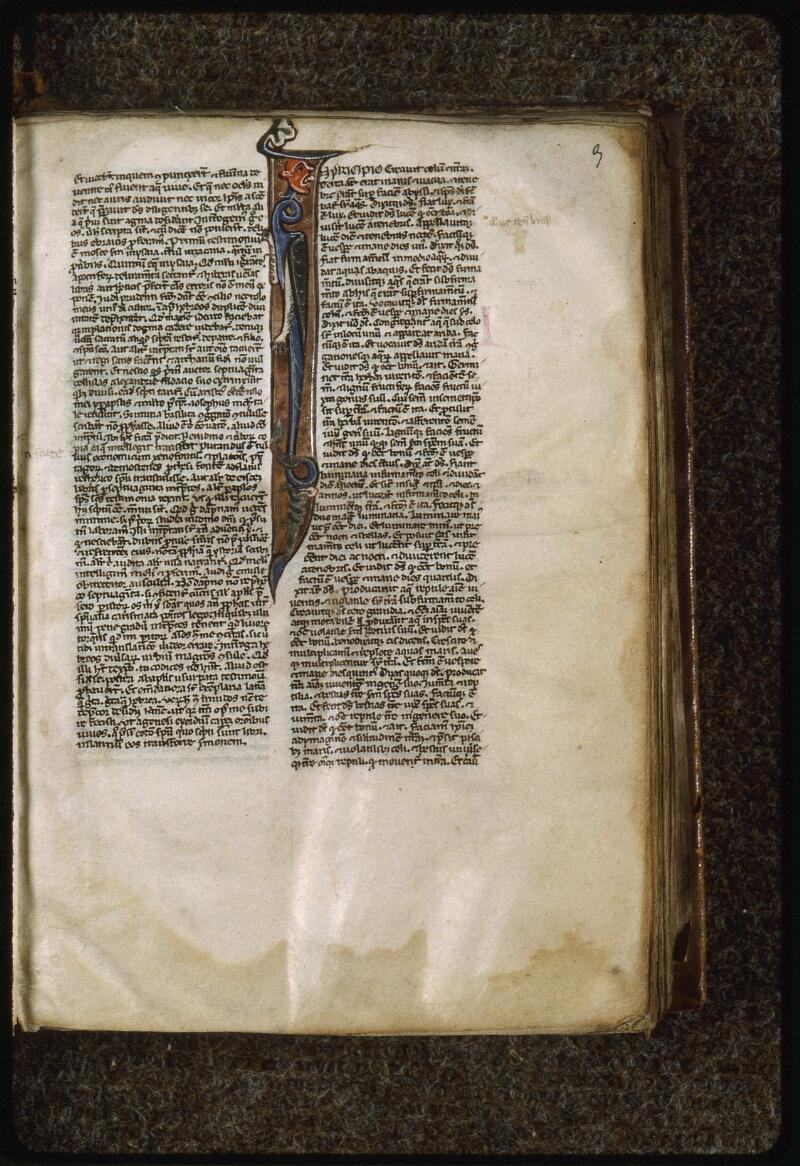 Lyon, Bibl. mun., ms. 0412, f. 003 - vue 2