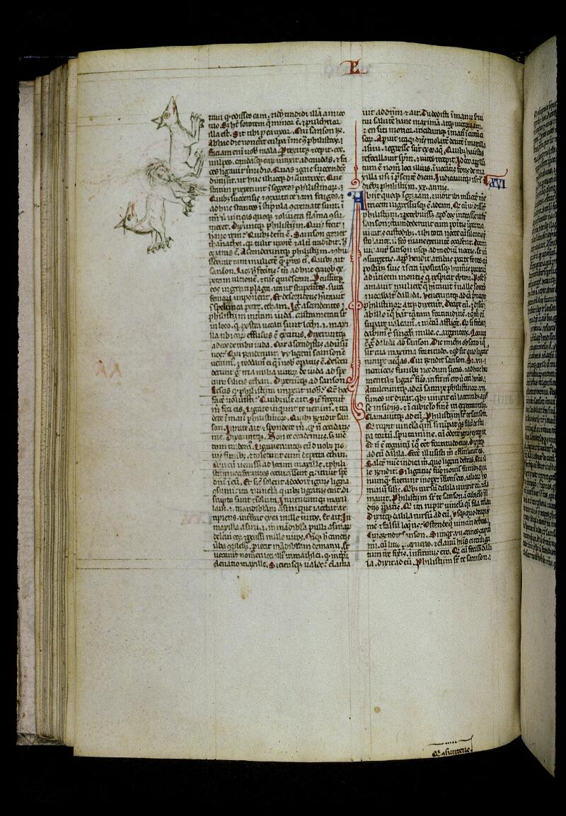 Lyon, Bibl. mun., ms. 0416, f. 078v - vue 1