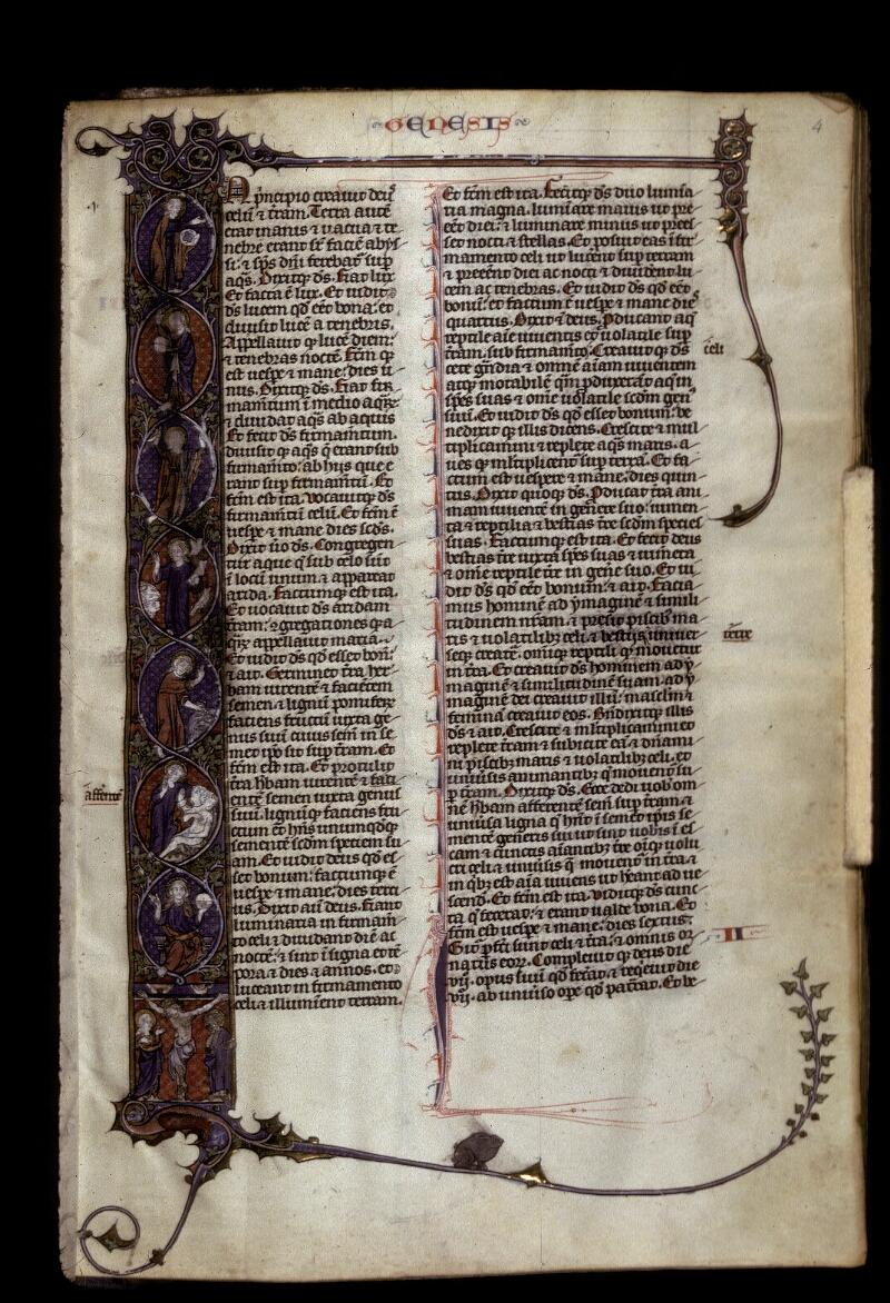 Lyon, Bibl. mun., ms. 0418, f. 004 - vue 1