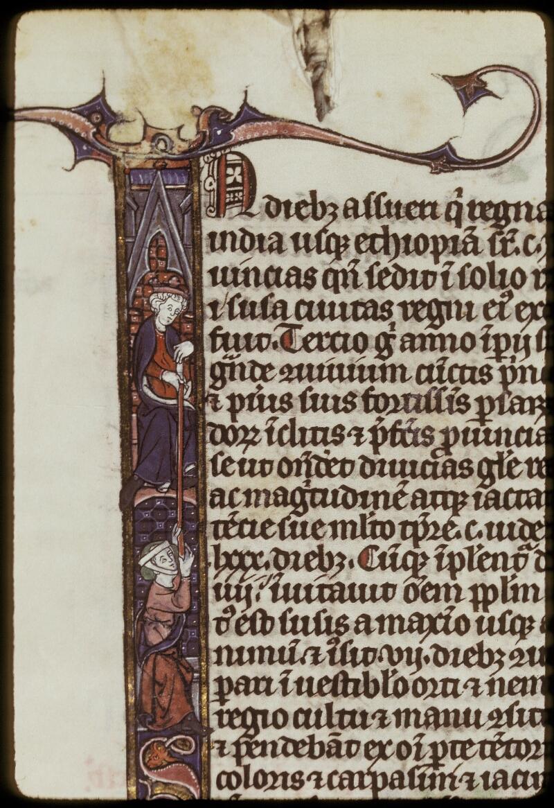 Lyon, Bibl. mun., ms. 0418, f. 184v - vue 2