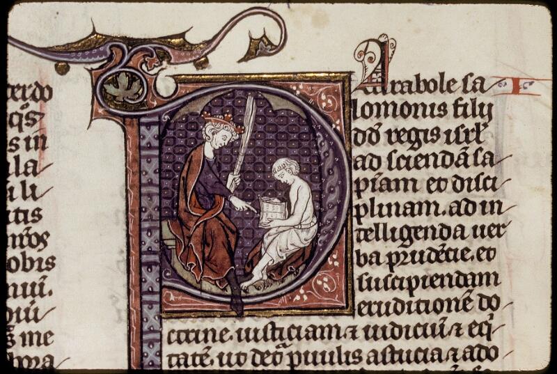 Lyon, Bibl. mun., ms. 0418, f. 220v - vue 2