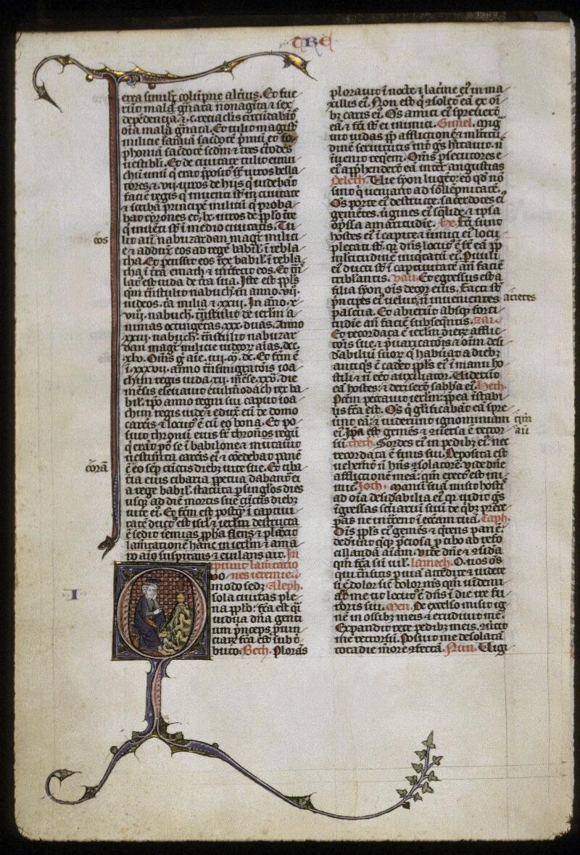 Lyon, Bibl. mun., ms. 0418, f. 289v - vue 1