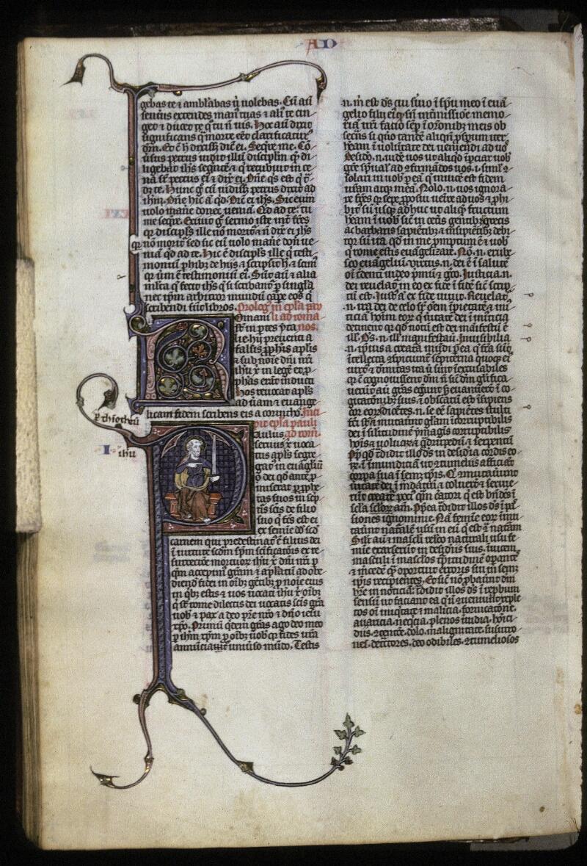 Lyon, Bibl. mun., ms. 0418, f. 397v - vue 1