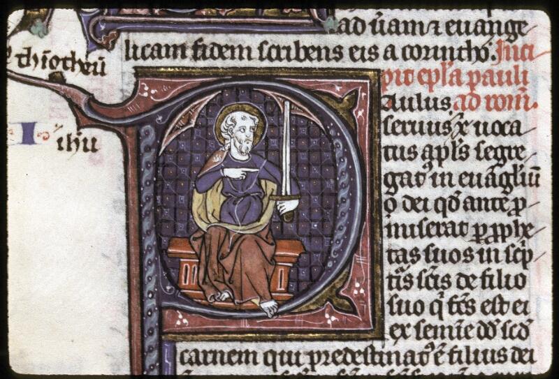 Lyon, Bibl. mun., ms. 0418, f. 397v - vue 2