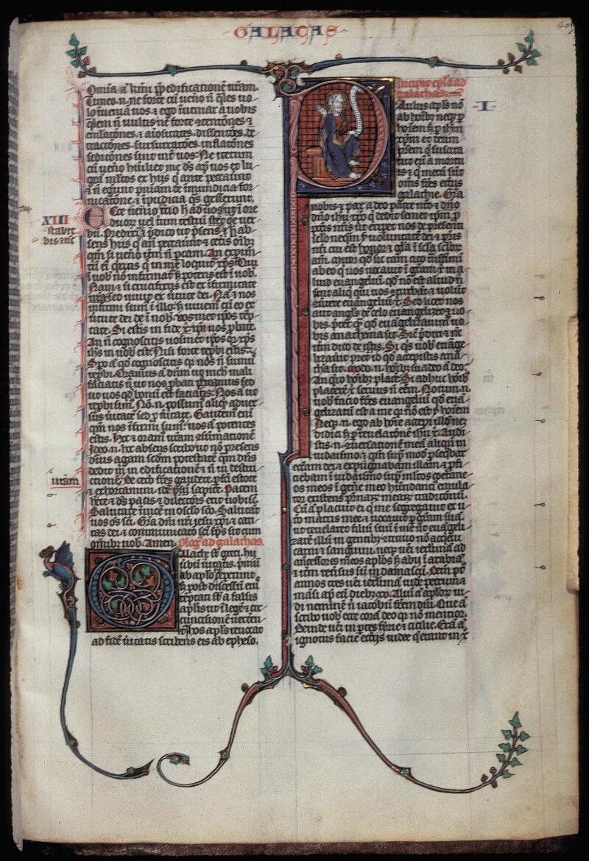 Lyon, Bibl. mun., ms. 0418, f. 409 - vue 1