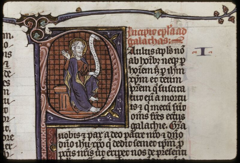 Lyon, Bibl. mun., ms. 0418, f. 409 - vue 2
