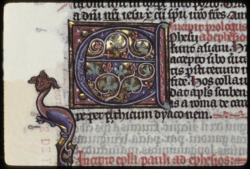 Lyon, Bibl. mun., ms. 0418, f. 410v - vue 1