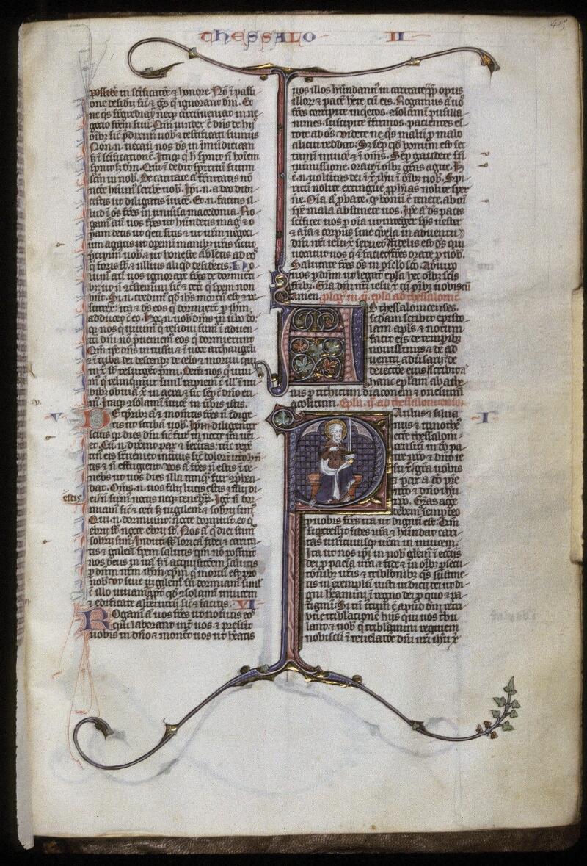 Lyon, Bibl. mun., ms. 0418, f. 415 - vue 1