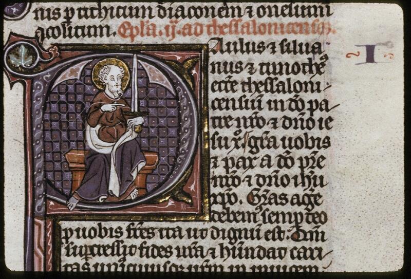 Lyon, Bibl. mun., ms. 0418, f. 415 - vue 2