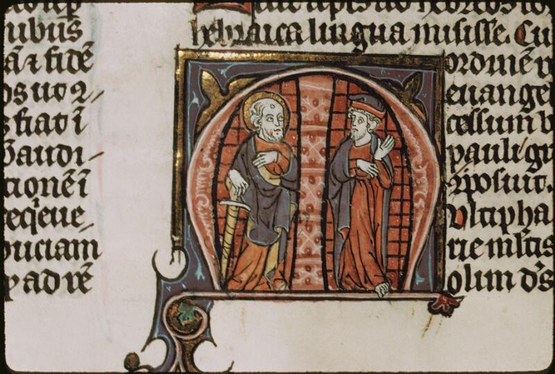 Lyon, Bibl. mun., ms. 0418, f. 418v - vue 2