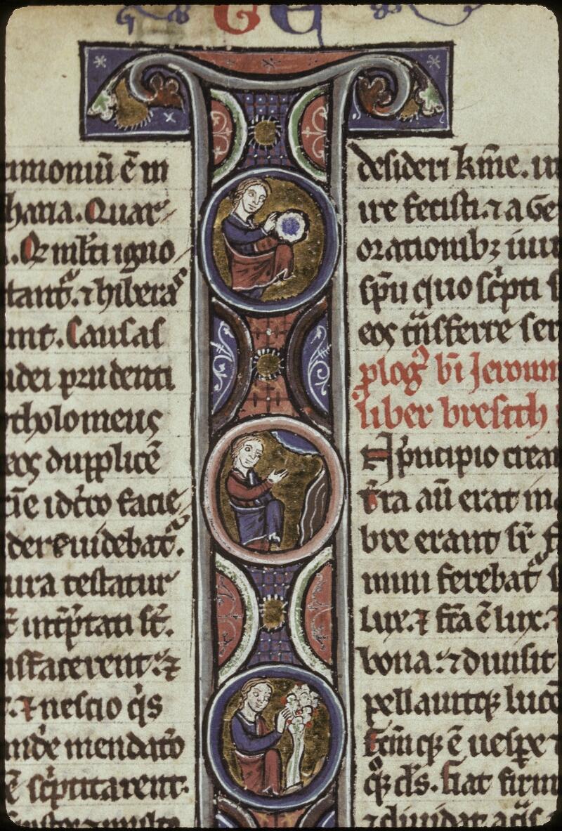 Lyon, Bibl. mun., ms. 0421, f. 007v - vue 2