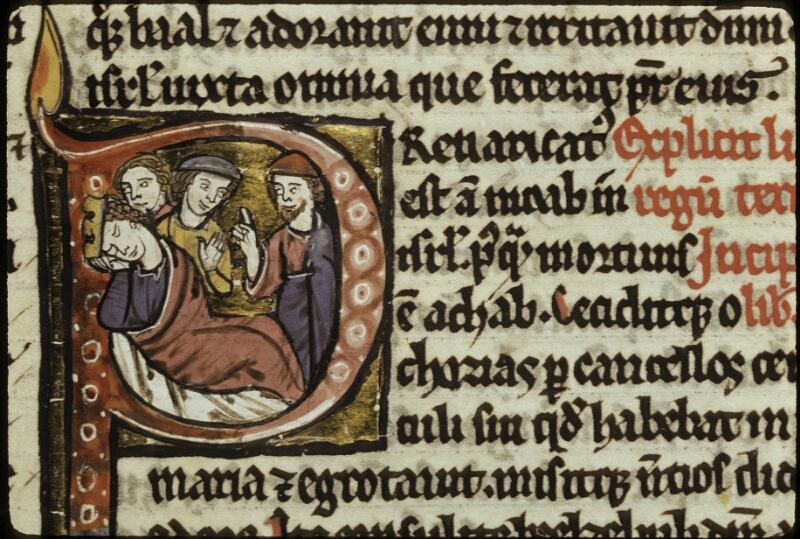 Lyon, Bibl. mun., ms. 0421, f. 127 - vue 2