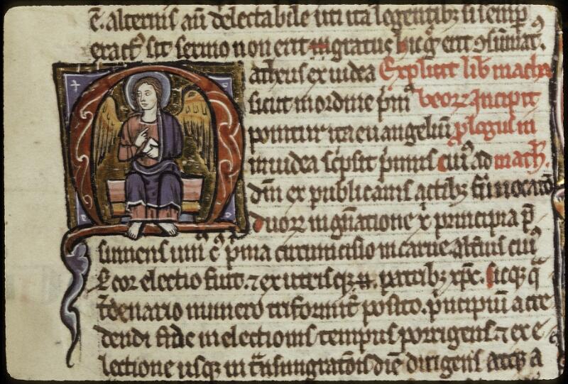 Lyon, Bibl. mun., ms. 0421, f. 345 - vue 2
