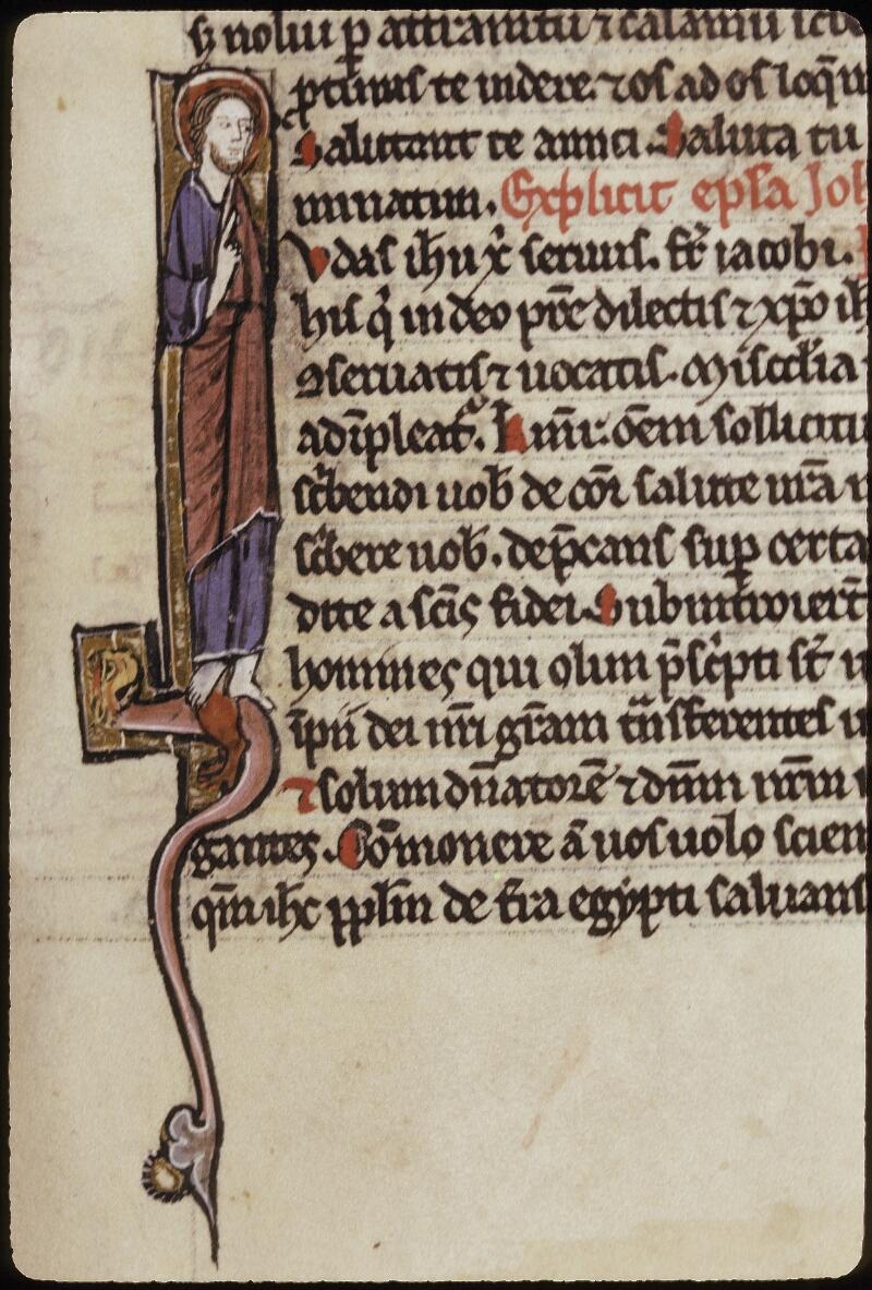 Lyon, Bibl. mun., ms. 0421, f. 422 - vue 2