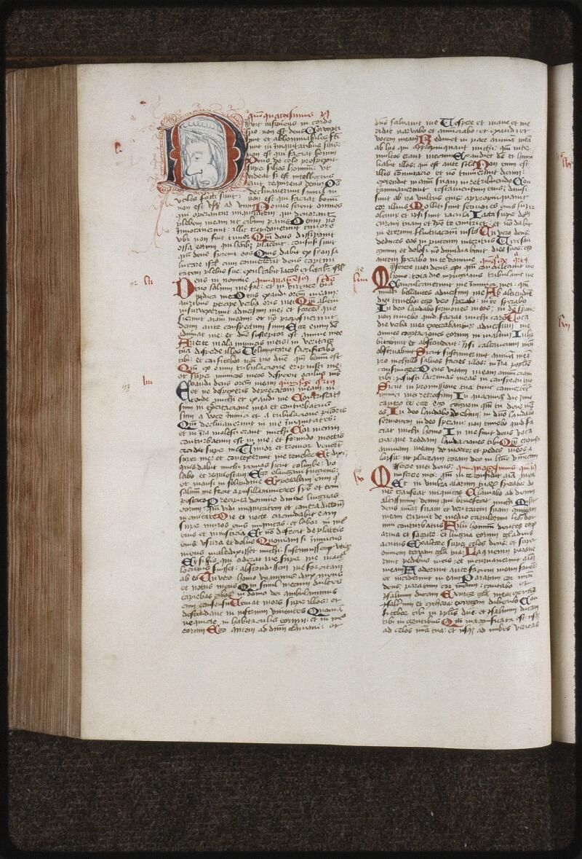 Lyon, Bibl. mun., ms. 0422, f. 156v - vue 1