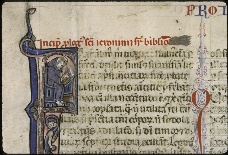 Lyon, Bibl. mun., ms. 0424, f. 001 - vue 3