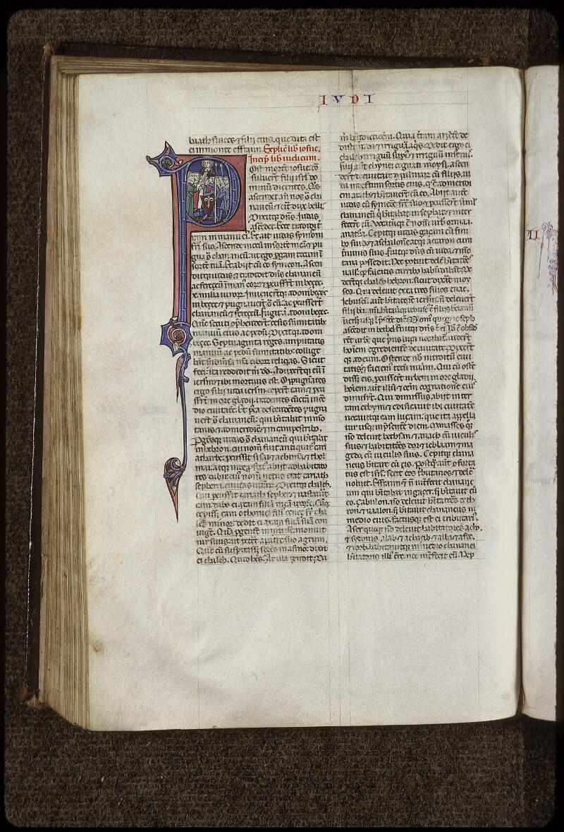 Lyon, Bibl. mun., ms. 0424, f. 092v - vue 1