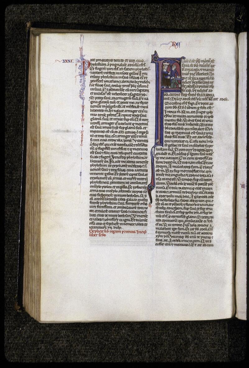Lyon, Bibl. mun., ms. 0424, f. 119v - vue 1