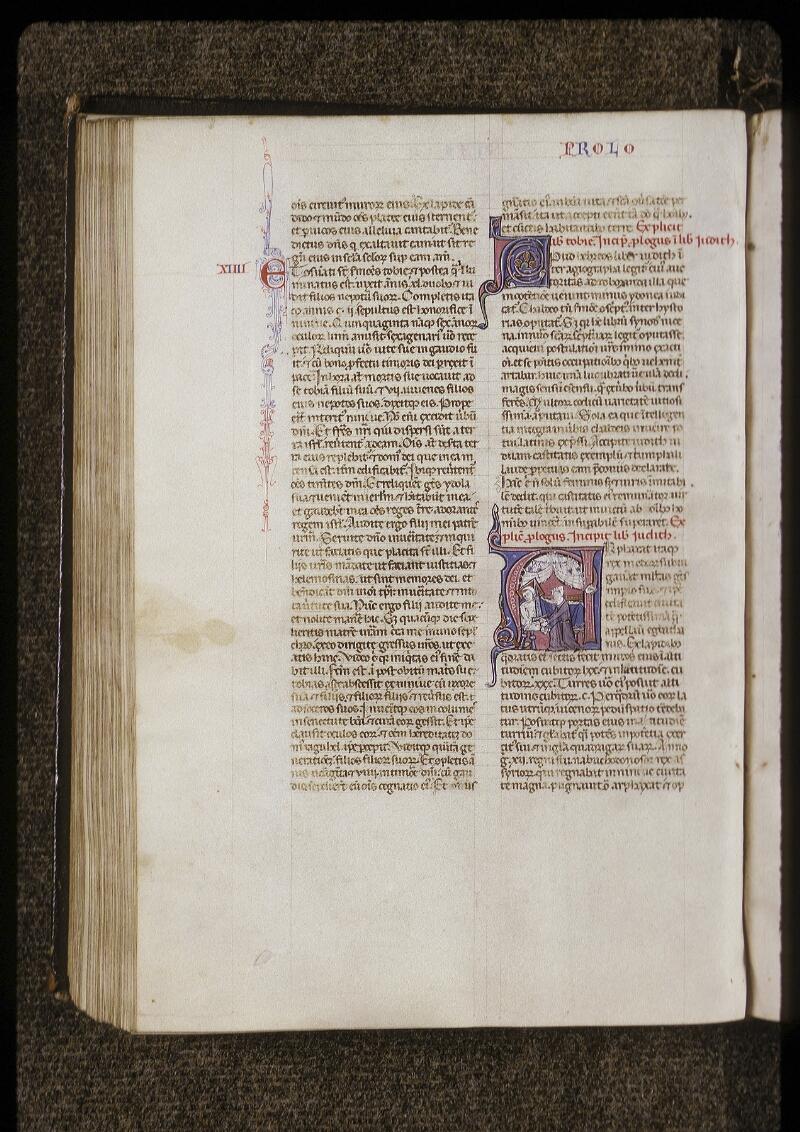 Lyon, Bibl. mun., ms. 0424, f. 199v - vue 1