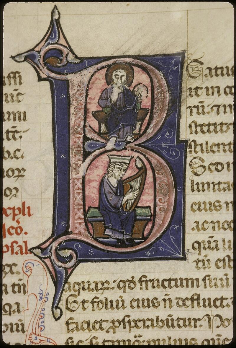 Lyon, Bibl. mun., ms. 0424, f. 221 - vue 2