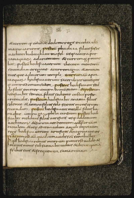 Lyon, Bibl. mun., ms. 0430, f. 022 - vue 2