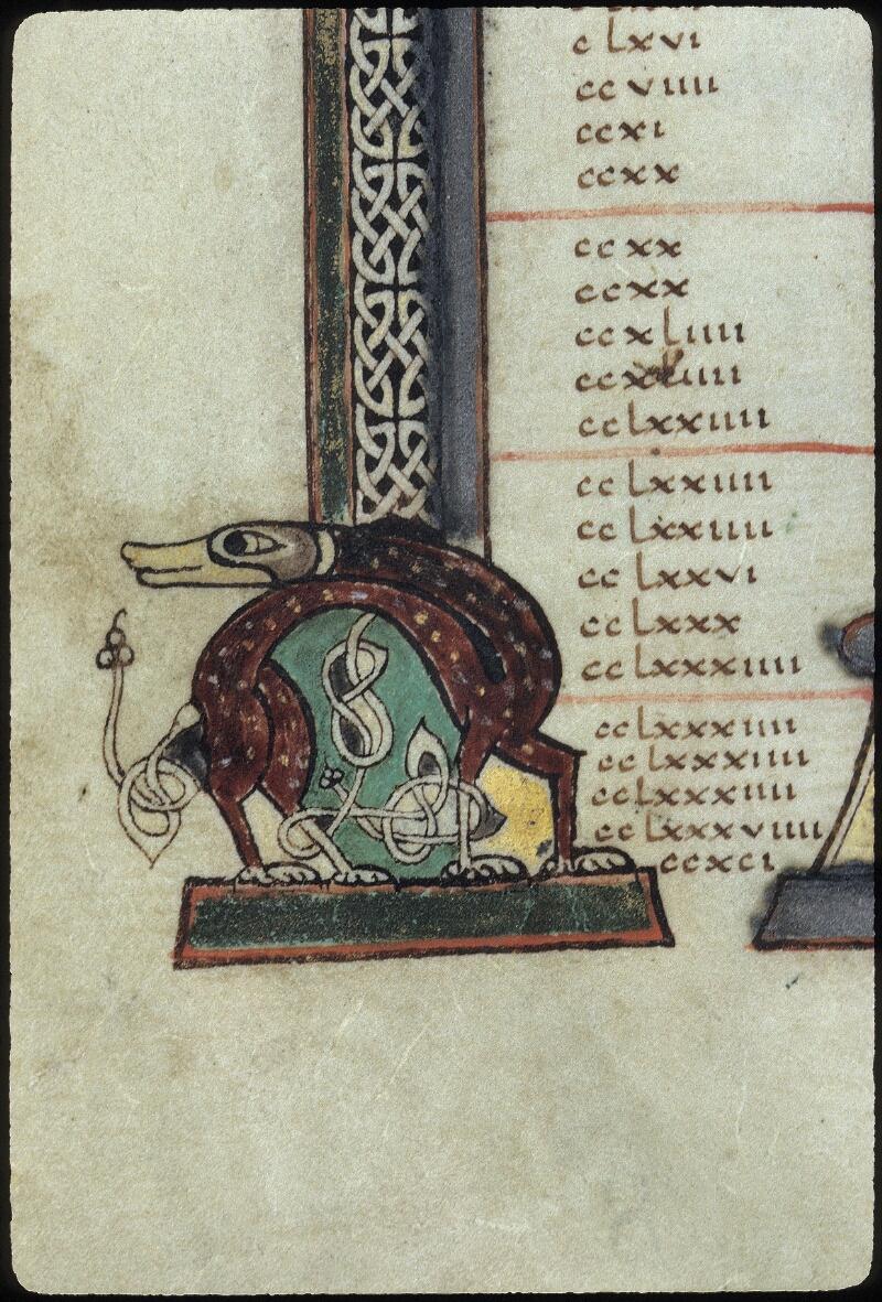 Lyon, Bibl. mun., ms. 0431, f. 007v - vue 2