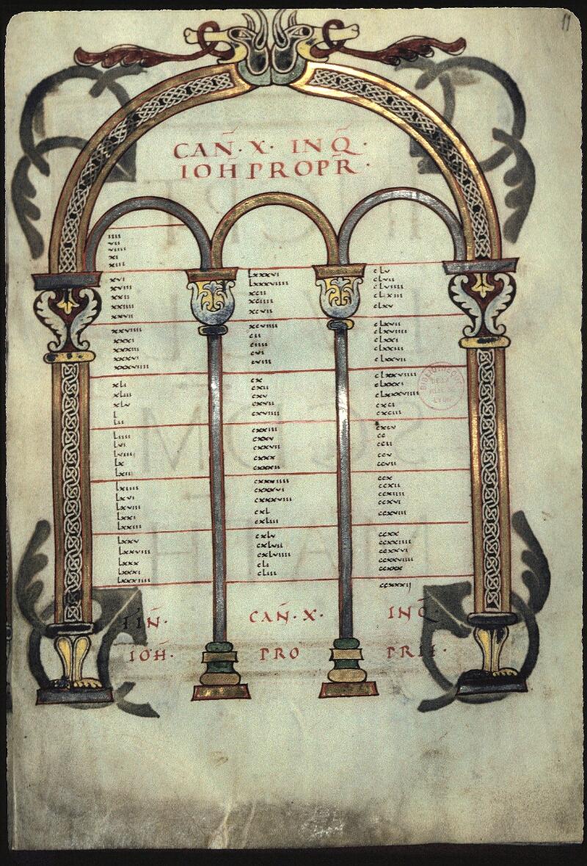 Lyon, Bibl. mun., ms. 0431, f. 011 - vue 1