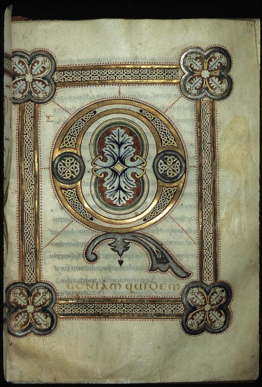 Lyon, Bibl. mun., ms. 0431, f. 116 - vue 1
