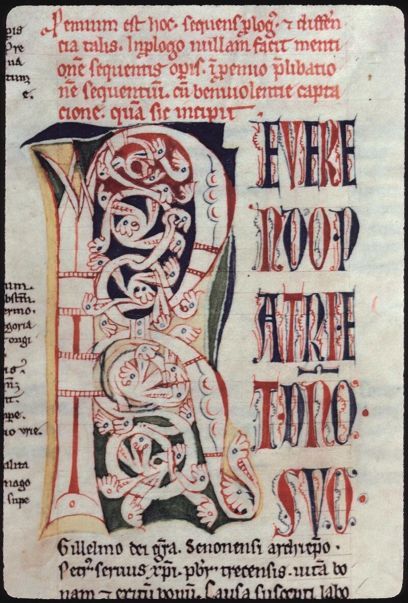 Lyon, Bibl. mun., ms. 0445, f. 009v - vue 2