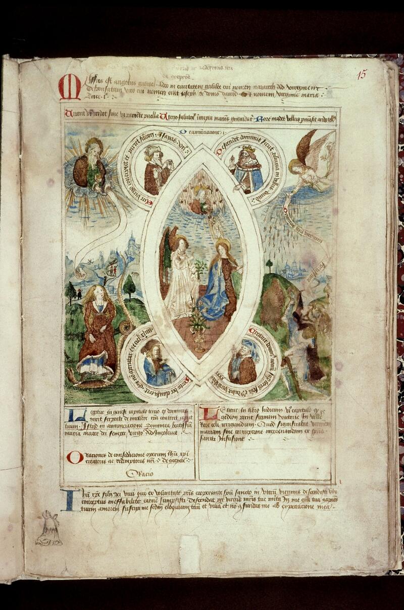 Lyon, Bibl. mun., ms. 0446, f. 015 - vue 2