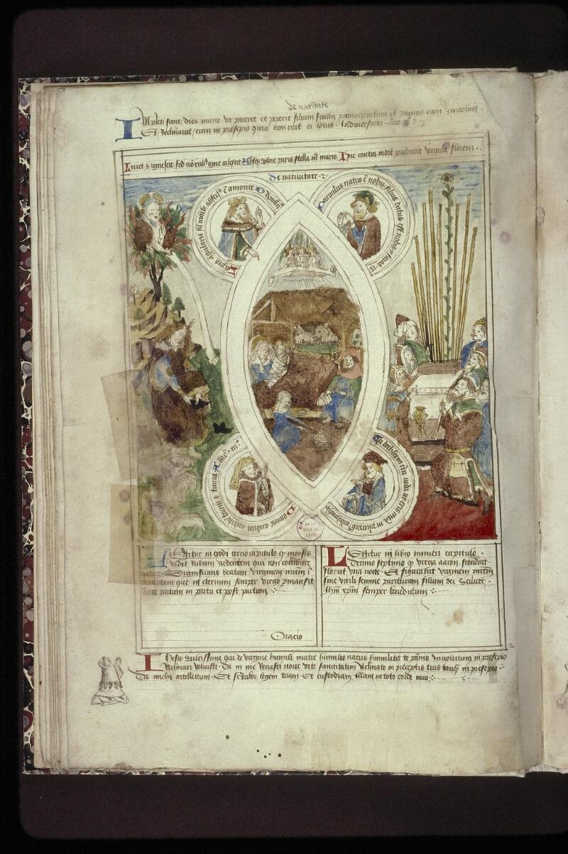 Lyon, Bibl. mun., ms. 0446, f. 015v - vue 1