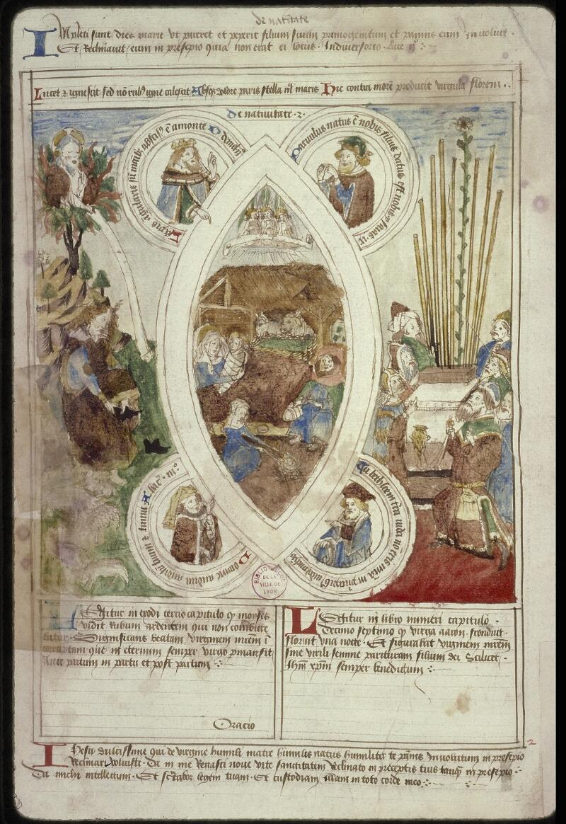 Lyon, Bibl. mun., ms. 0446, f. 015v - vue 2