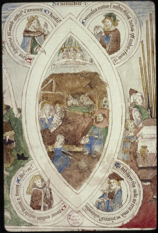 Lyon, Bibl. mun., ms. 0446, f. 015v - vue 3