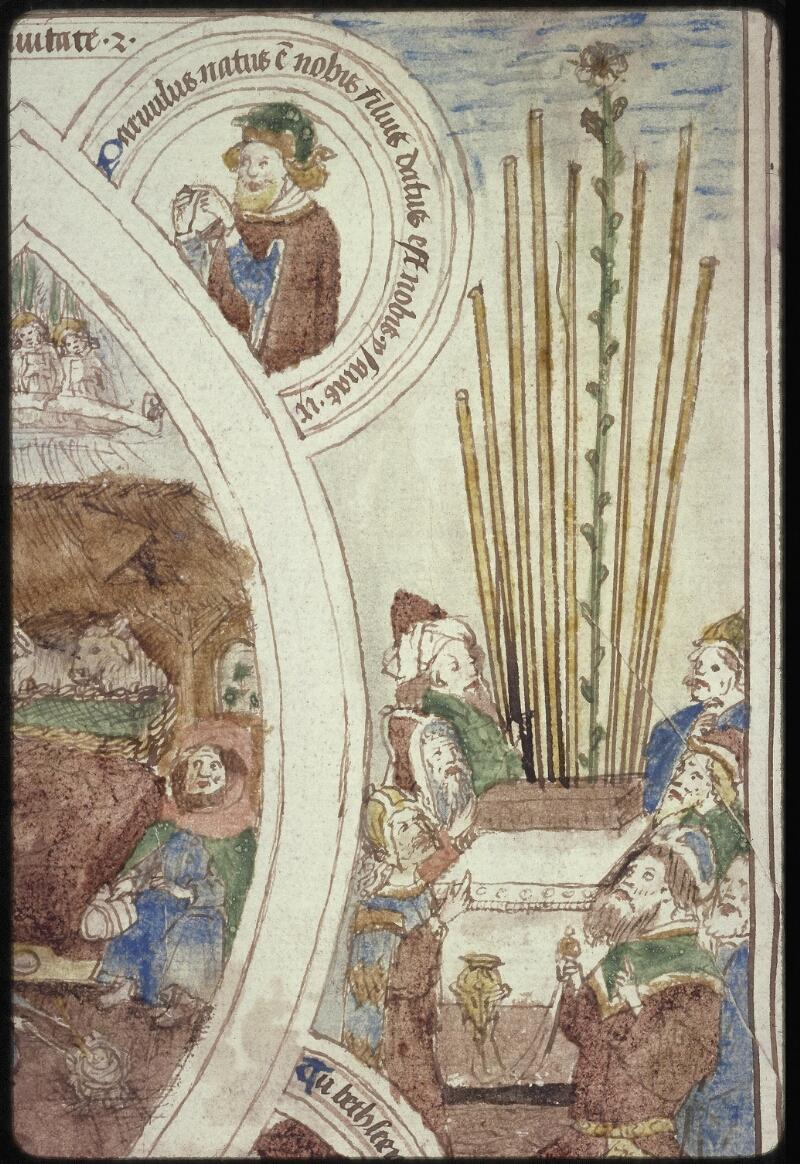 Lyon, Bibl. mun., ms. 0446, f. 015v - vue 5