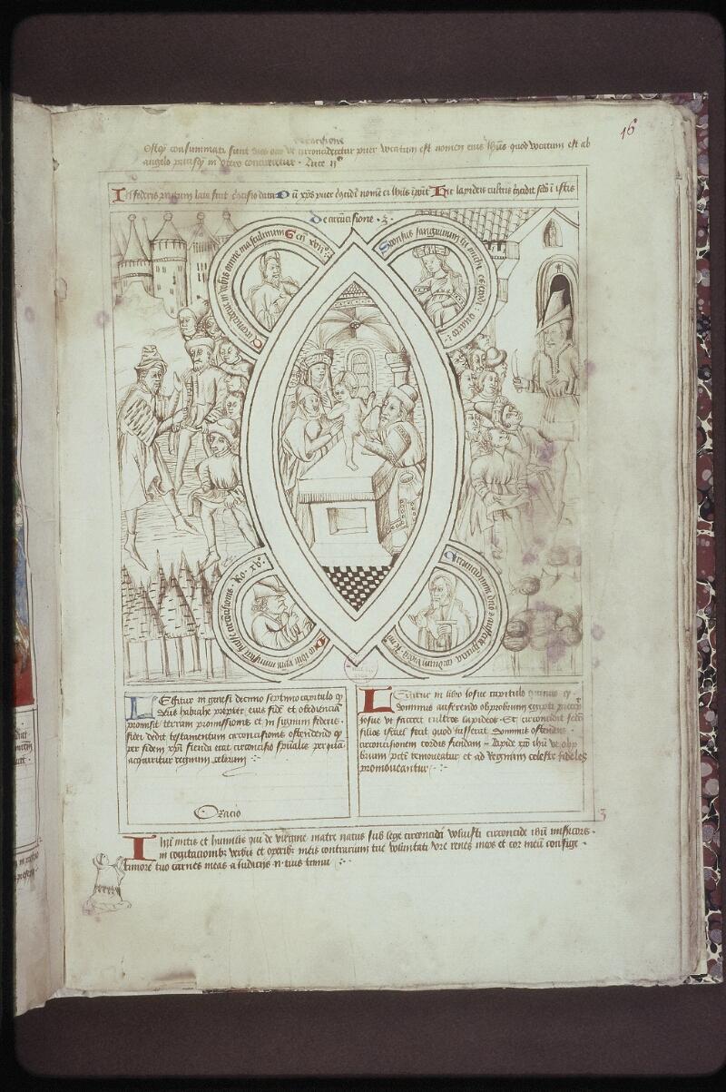 Lyon, Bibl. mun., ms. 0446, f. 016 - vue 1