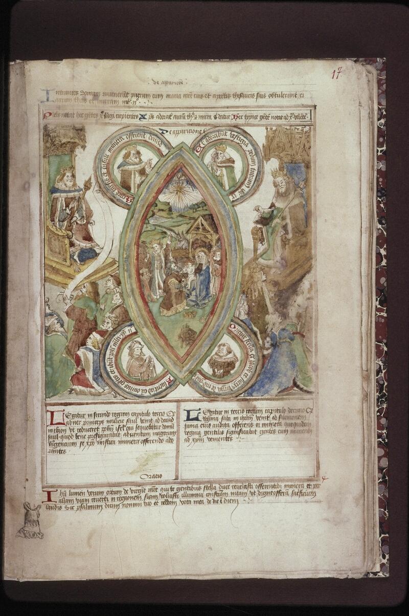 Lyon, Bibl. mun., ms. 0446, f. 017 - vue 1
